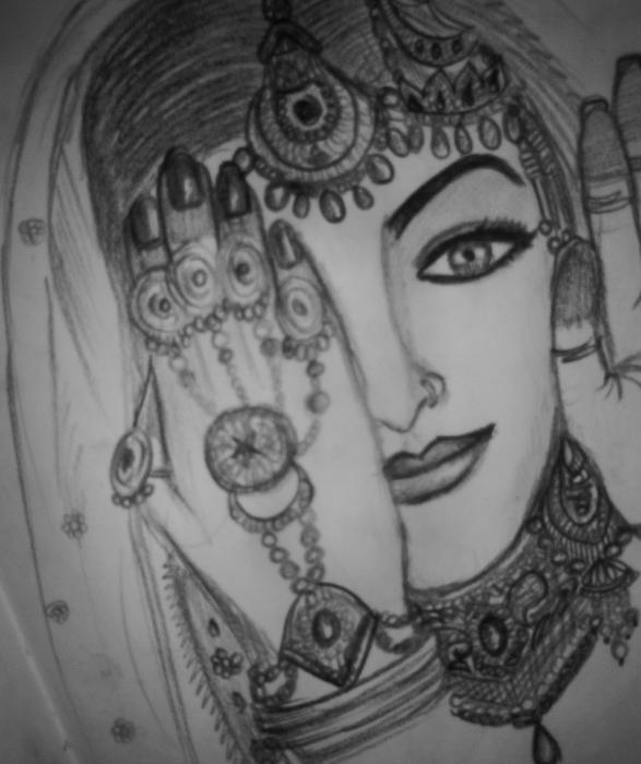 Aishwarya Rai by Saranya